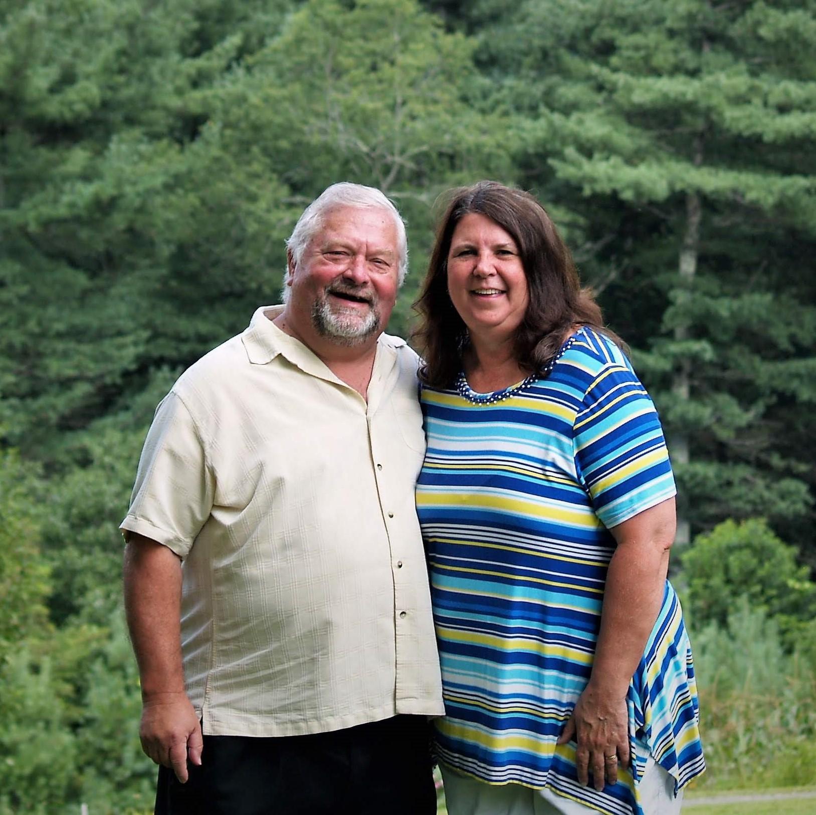 Ricky & Brenda Bishop
