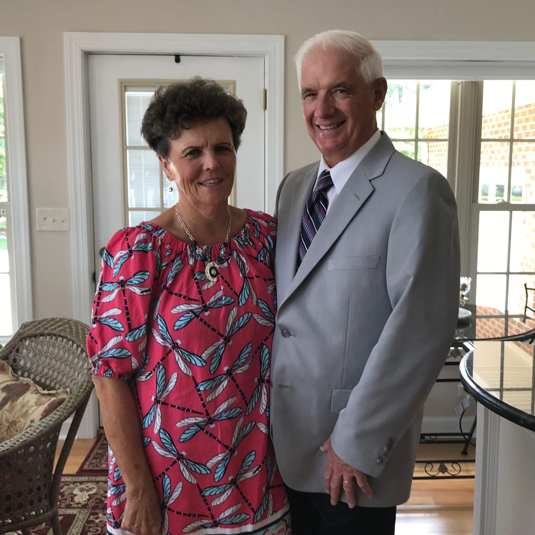 Mack & Nancy Crisp